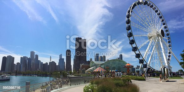 Navy Pier, Chicago Illinois