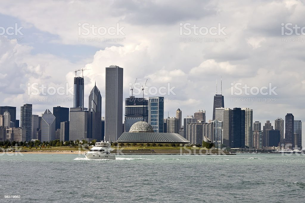 Chicago royalty-free stock photo