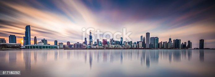 istock Chicago Skyline 517180252