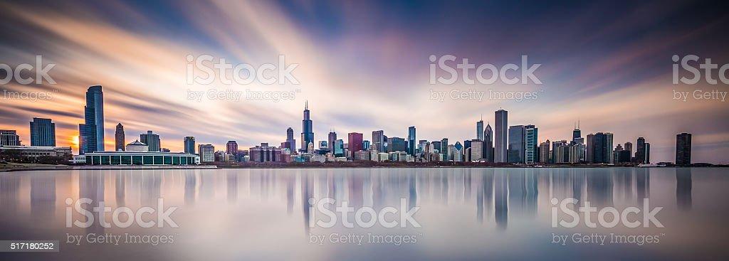 Skyline von Chicago – Foto