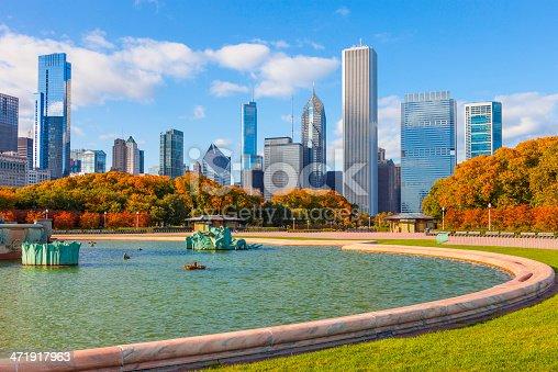 852738732istockphoto Chicago Skyline,IL 471917963