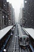 Chicago green line
