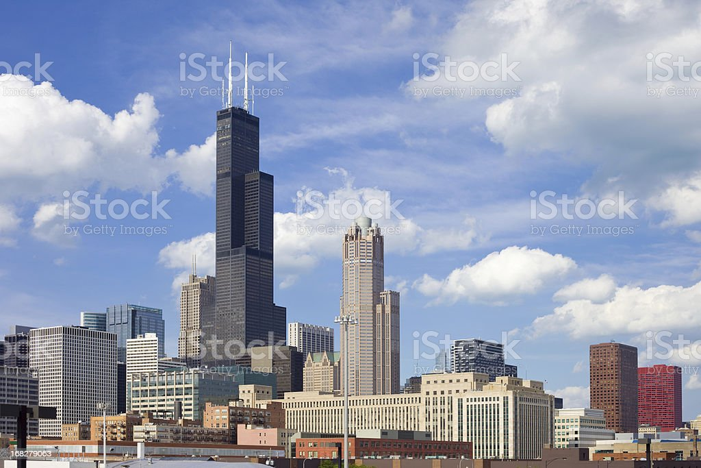 Chicago, USA stock photo