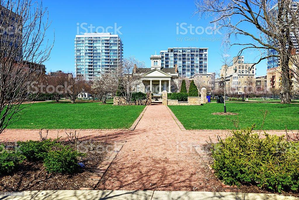 Chicago Park et jardins pour femme - Photo