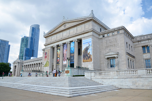 Chicagos Field Museum Of Natural History Stock Photo - Download Image Now