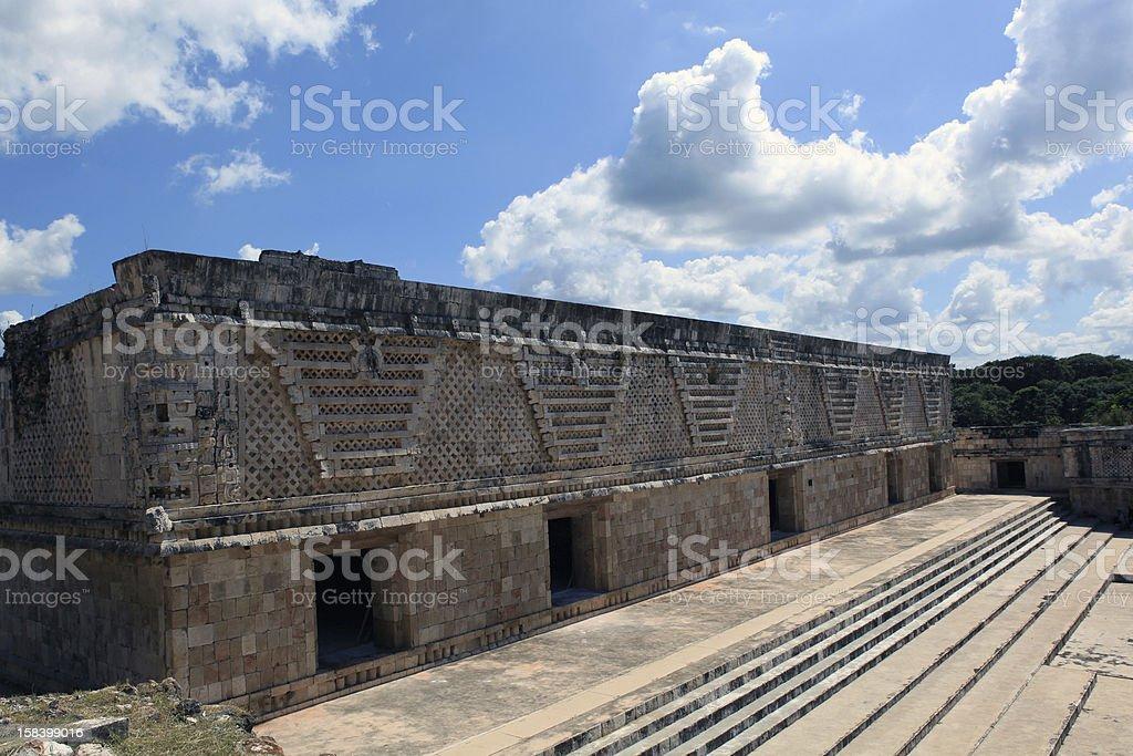 Chichen Itza royalty-free stock photo