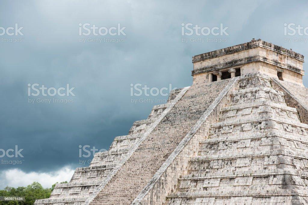 Chichen-Itza, Mexico - Royalty-free Ancient Civilization Stock Photo