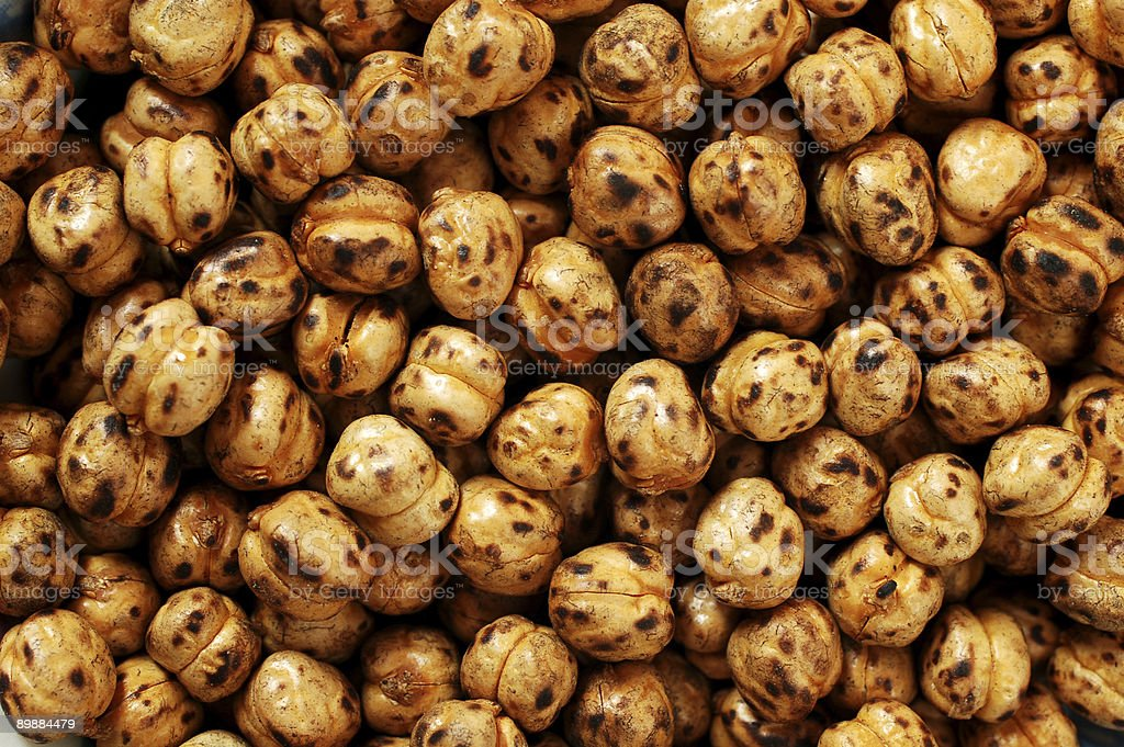 chick pea royalty-free stock photo