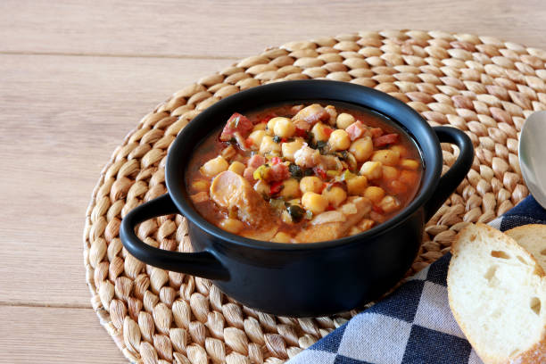 4,013 Chickpea Stew Stock Photos, Pictures & Royalty-Free Images - iStock