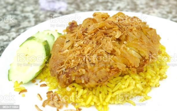 Kurczak Biryani Lub Przyprawione Kurczaka I Ryżu - zdjęcia stockowe i więcej obrazów Bez ludzi