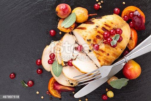 istock Chicken breast. 497897518