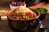 Healthy Chicken Chili