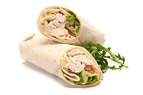 Chicken Deli Wrap