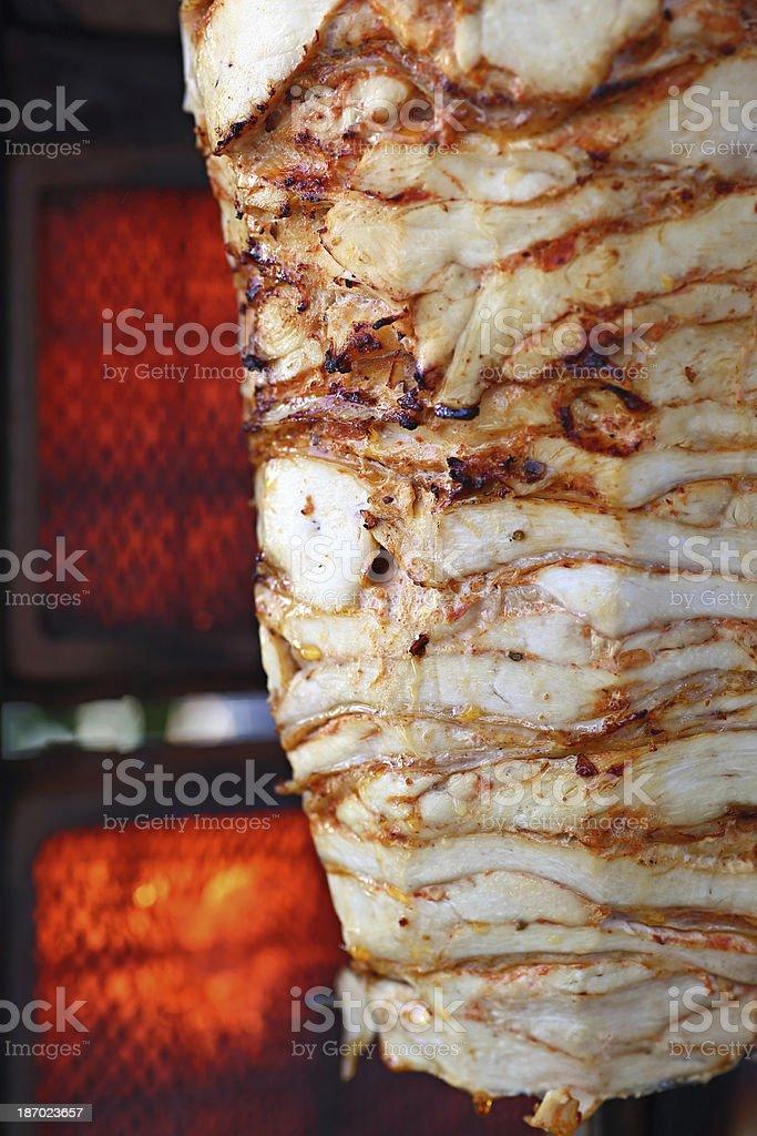 Chicken Doner Kebab – Foto