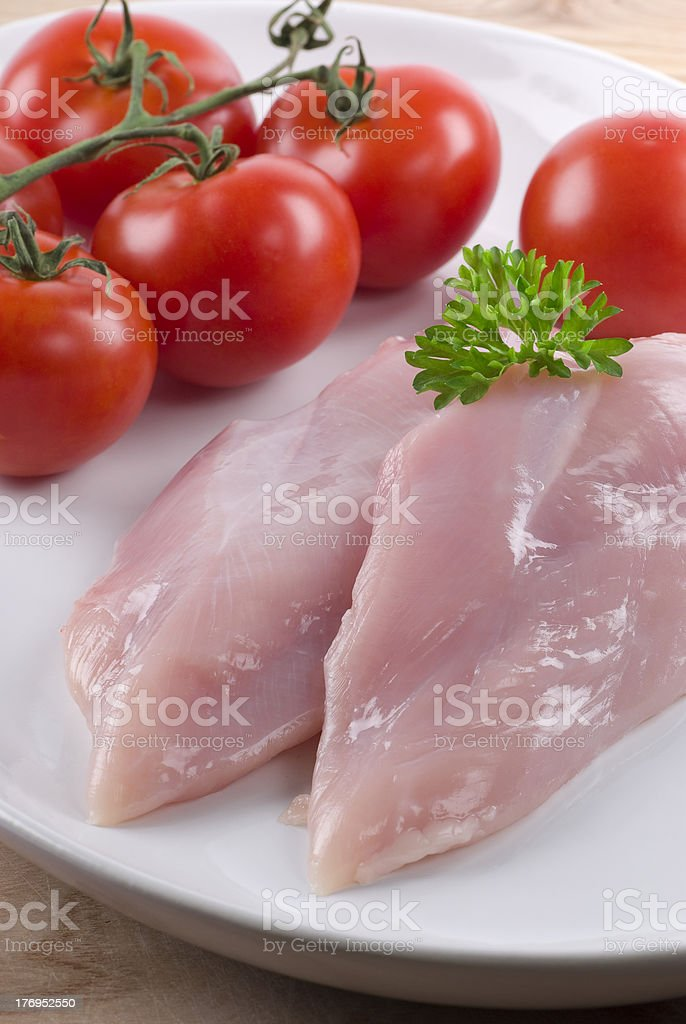 Chicken Fillet royalty-free stock photo