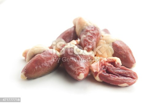 istock Chicken Hearts 471777718