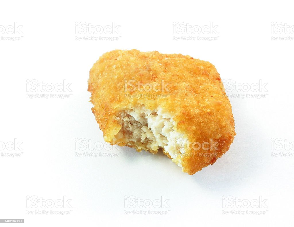 Chicken Nugget royalty-free stock photo