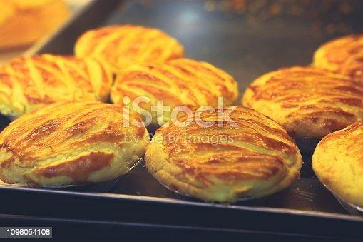 Just baked chicken pie image