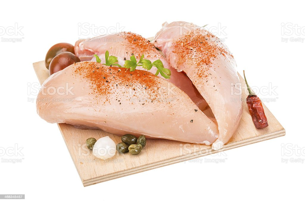 Chicken pile royalty-free stock photo
