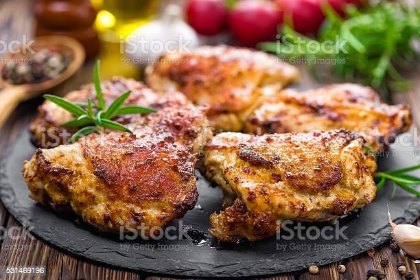 Photo of chicken thighs