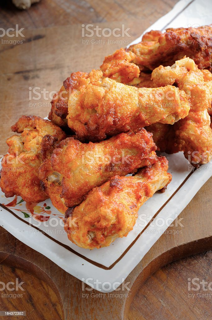 Chicken Wing royalty-free stock photo