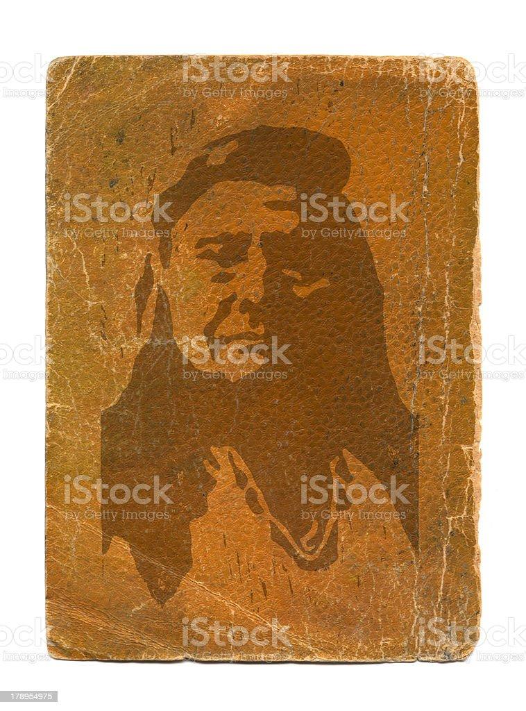 Chief Joseph royalty-free stock photo