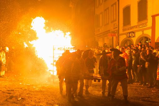 Photo libre de droit de Défilé De Liestal À Liestal banque d'images et plus d'images libres de droit de {top keyword}