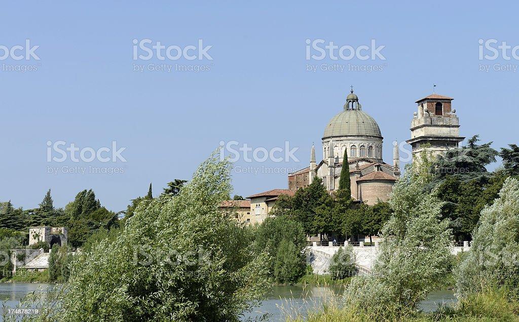Chiesa di San Giorgio. stock photo