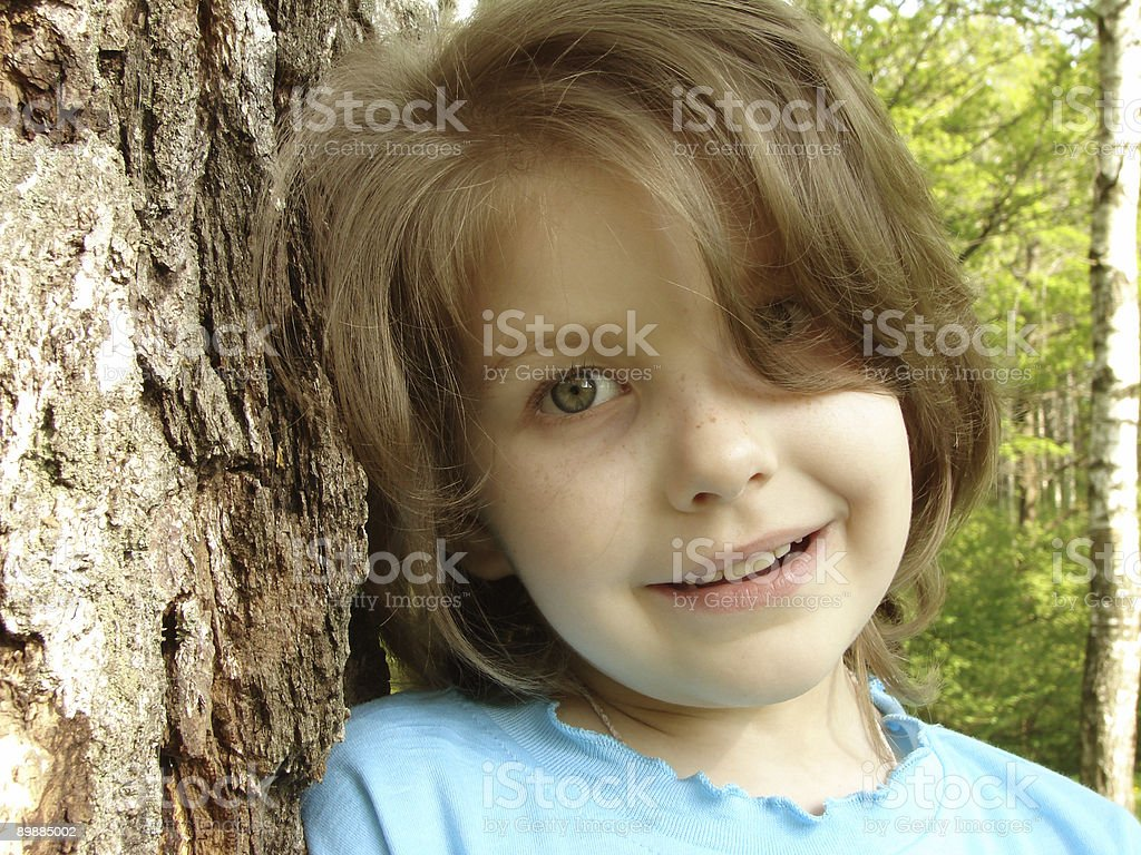 child 15 royalty-free stock photo
