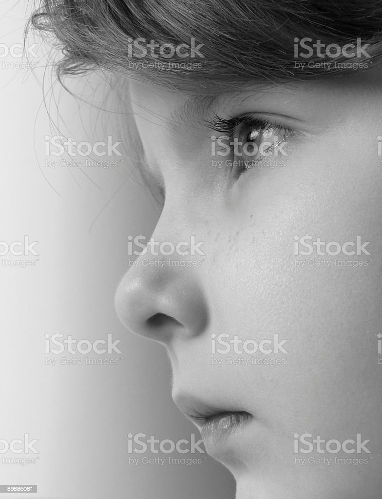 child 6 royalty-free stock photo