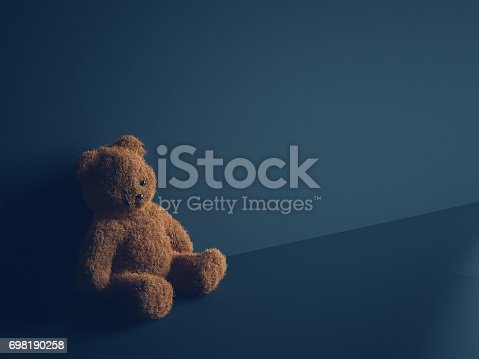 istock Child abuse concept 698190258