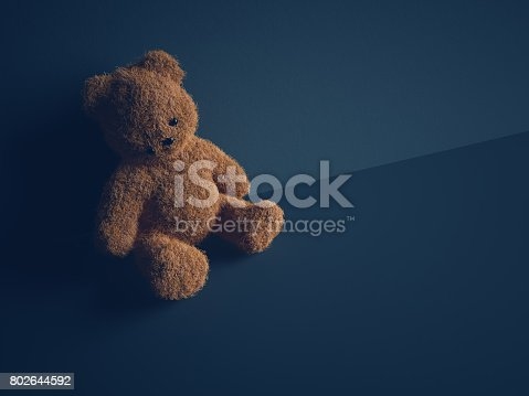 istock Child abuse concept 802644592