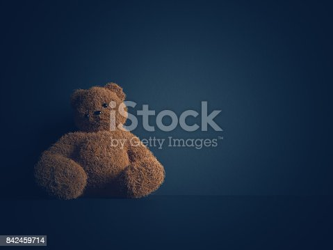 istock Child abuse concept 842459714