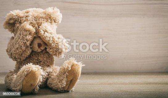 istock Child abuse concept 985069206