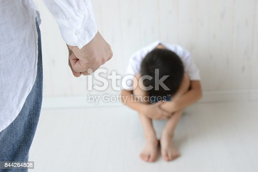 istock Child abuse concepts 844264808