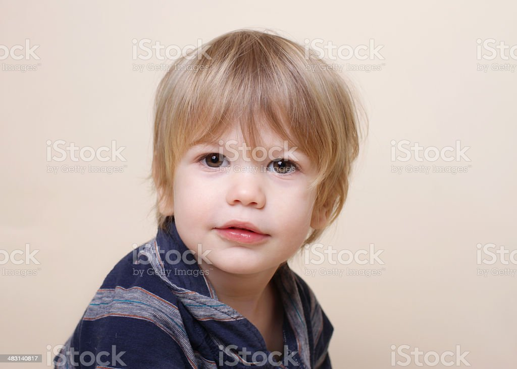 Child Face royalty-free stock photo