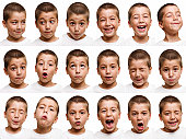 istock Child faces 117058793