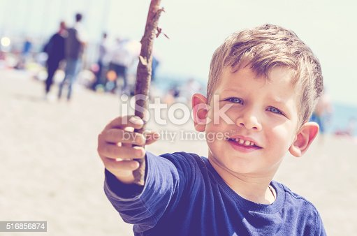istock child gives you 516856874