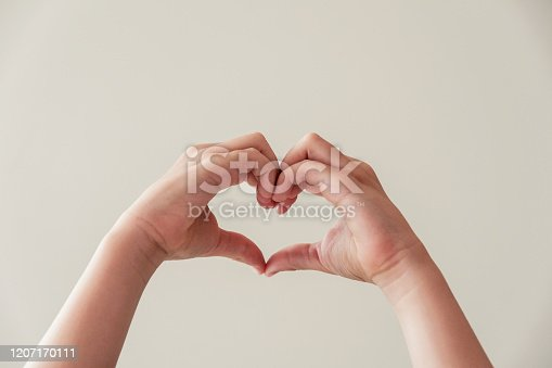 child hands making heart shape, heart health, donation, happy volunteer charity, CSR social responsibility concept, world heart day, world health day, world mental health day, family day