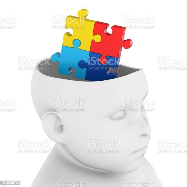 Child head with jigsaw puzzle brain picture id901968736?b=1&k=6&m=901968736&s=612x612&h=va xxlnz231lulnfkt9ay pgwx4v2bbacjrpxwffy4e=