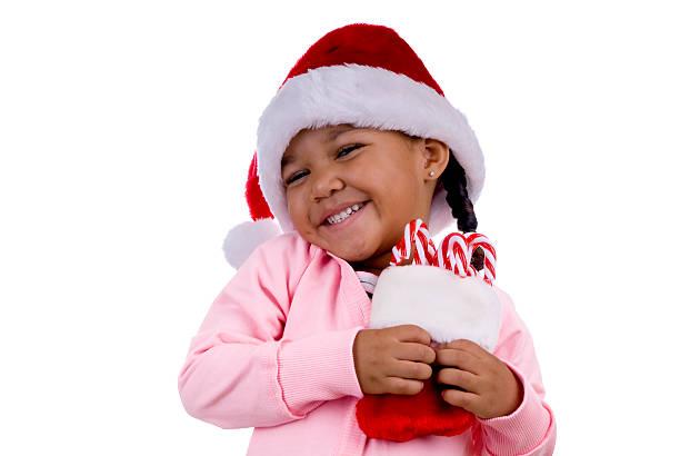 christmas candy - weihnachten 7 jährige stock-fotos und bilder