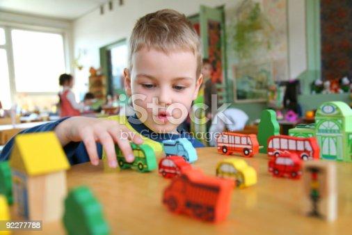 istock child in kindergarten 92277788