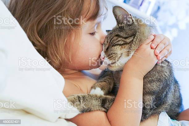 Child is kissing a cat picture id450032401?b=1&k=6&m=450032401&s=612x612&h=xyagokkqh liiyjvma3dzxcjwchdk6faoyplwxtcwde=