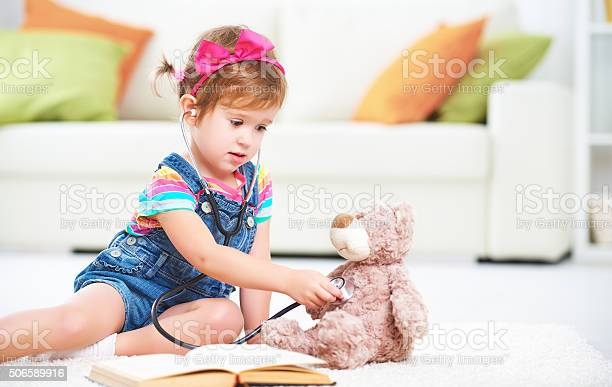 Child little girl playing doctor picture id506589916?b=1&k=6&m=506589916&s=612x612&h=h3o1sn0hn4dae bozvhjware74n yvx5ajqap4l9xkg=