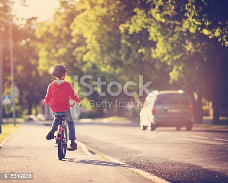 istock child on a bicycle 915349628