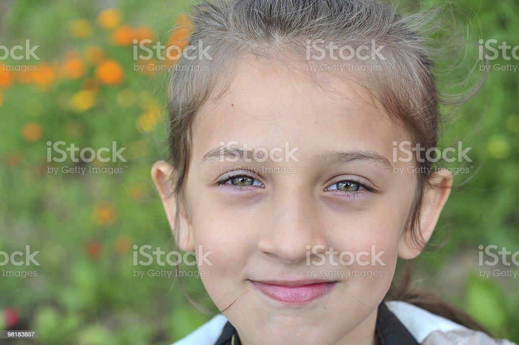 child royalty-free stock photo