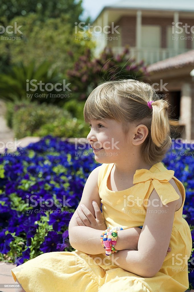 Child royalty-free stock photo