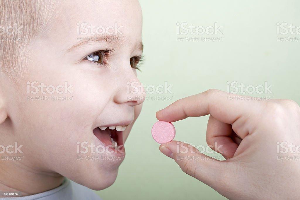 Kind pill – Foto