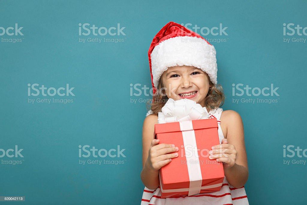 Child portrait stock photo