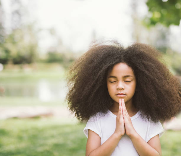 Royalty Free Black Girl Praying Pictures Images And Stock Photos